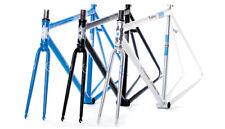 Volume Cutter V1 Track Fixed Gear Bike Frame SILVER 50cm