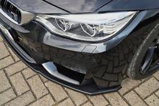 Front Bumper lower spoiler Splitter Valance Tuning Sport ABS BMW M4 F 82 F 83