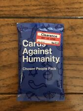 Rare Cards Against Humanity Chosen People Pack Expansion Pull From Target