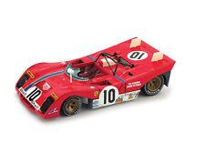 Ferrari 312PB Brands Hatch Boac 1972 Peterson-Schenken #10 1:43 2008-2 BRUMM