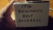 1996 Bowman Best Baseball Complete Set Matt Morris Rookie RC