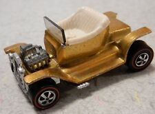 Vintage 1968 Hot Wheels Hot Heap Redline Car