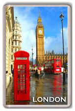 LONDON #2 FRIDGE MAGNET SOUVENIR IMÁN NEVERA