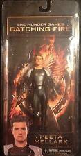 Hunger Games Catching Fire Peeta Mellark Action Figure MINT NECA