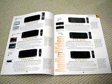 Pioneer 1996 full audio/video product line brochure