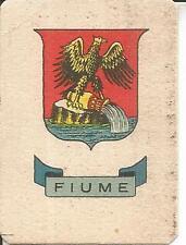 FIGURINA RACCOLTA FASSI MENTAL FLORMENTA L-1 FIUME