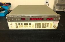 HP/Agilent 8656A -001 Synthesized Signal Generator 0.1 to 990 MHz, Opt 001