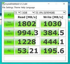 TOSHIBA XG4 1TB (1024GB) M.2 PCIe NVMe SSD Similar to SAMSUNG PM951 1TB