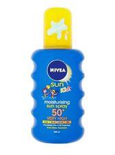 NIVEA KIDS SUN SPRAY PACK - 200ML - 50+ VERY HIGH PROTECTION Coloured  #DEAL