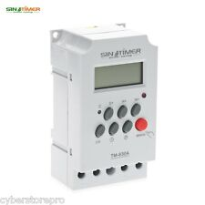 SINOTIMER 12V 24 Hours Programmable Mini Time Switch