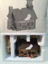 Dept. 56 Heritage Village Collection New England Village Series Sleepy Hollow Sc