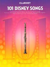 101 Disney Songs Clarinet Film- und Pop Songs Noten für Klarinette