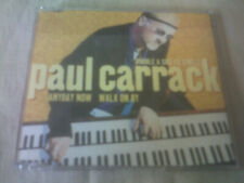 PAUL CARRACK - ANYDAY NOW / WALK ON BY - 2001 CD SINGLE