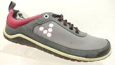 Vivo Barefoot Gray Lace Up Casual Comfort Walking Hiking Shoe Women 36 EU / US 6