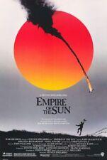 Empire of the Sun (1987) Original 27 X 40 Theatrical Movie Poster