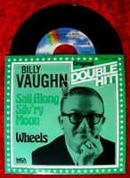 Single Billy Vaughn: Sail Along Silv'ry Moon / Wheels