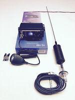 CB Radio Starter Pack Kit Team TS-9M + Mini Stinger Antenna & Large Washer Kit