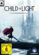Child Of Light inkl. DLC / Uplay PC Download Key / SOFORTVERSAND