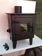 Micro Wood burner/stove/camper van/ workshop/boat