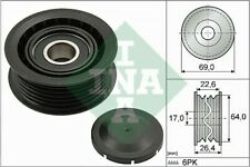 Aux Belt Guide Pulley For Audi/Skoda/VW/Porsche/Jeep/Mercedes/BMW INA 532016010