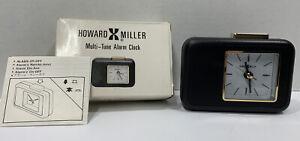 Howard Miller Multi-tune Alarm Clock