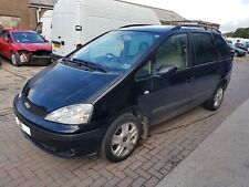 2002 FORD GALAXY MK2 1.9 TDI AUY, 6 SPEED, BLACK, 7 SEATS, WHEEL NUT, BREAKING (