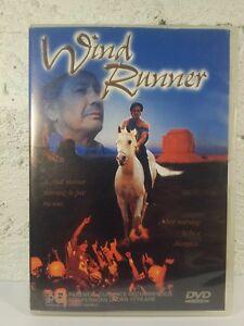 Windrunner DVD - 1994 WIND RUNNER - RARE MOVIE - Russell Means - Margot Kidder