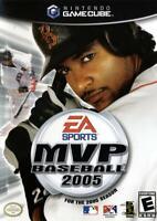 Mvp Baseball 2005 Nintendo Gamecube