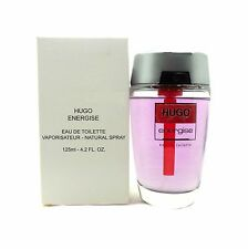 HUGO ENERGISE BY HUGO BOSS EAU DE TOILETTE SPRAY 125 ML/4.2 FL.OZ. (T)
