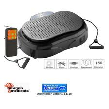 3in1 Rüttelplatte Vibrationsplatte Expander Fitness Abnehmen Muskelaufbau