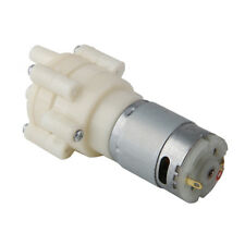 DC 12V 4.8W Motor Tea Pot Tray Mini Gear Water Pump Diameter 45mm