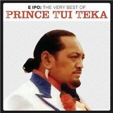 Prince Tui Teka - E Ipo: Very Best Of [New CD] Australia - Import