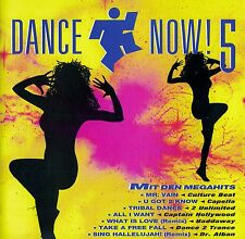 DANCE NOW! - VOLUME 5 / 2 CD-SET - TOP-ZUSTAND