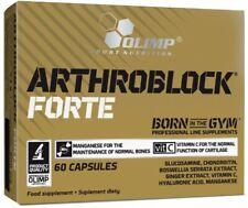 Olimp Nutrition ARTHROBLOCK FORTE - 60 capsules GRATUIT UK p&p