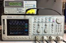 Tektronix TDS744A Upgraded to TDS784A Oscilloscope 1GHz 4GSa/s 13 1F 1M 2F