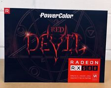 ***CHEAPEST ON EBAY*** POWER COLOR RED DEVIL RX580 8GB