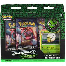 Pokemon TCG Champions Path Pin Collection Box Turffield Gym