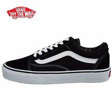 vans black white stripe