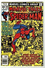 MARVEL TALES #100 (VF/NM) AMAZING SPIDER-MAN! New HAWKEYE Back Story! 1979