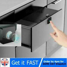 Smart Fingerprint Lock Anti-theft Cabinet Keyless Drawer Box Home Office HS1367