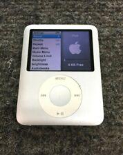 Apple iPod nano 3rd Generation Silver (4 GB) -MA978LL