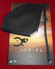 1/6 Hot Toys The Man Of Steel Jor-EL MMS201 Base Stand Nameplate *US Seller*