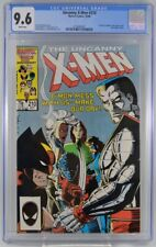 Uncanny X-men #210 CGC 9.6 Mutant Massacre 1986 Wolverine