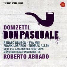 Roberto credesse-Donizetti-Don Pasquale-Sony Opera House; 2 CD 47 tracks Oper NUOVO