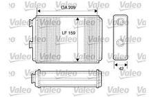VALEO Radiador de calefacción FIAT PUNTO DOBLO IDEA LANCIA Y MUSA 812280