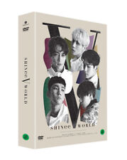 [Shinee World V In Seoul]DVD 2 Disc+Special Photobook+Card K-POP Sealed Jonghyun