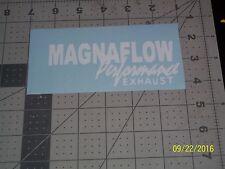 "Magnaflow Performance 5"" Vinyl Decal sticker laptop windows wall car boat"