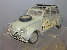 "SOLIDO  MODEL No.XXX CITREON 2CV "" DAKAR RALLY""SALOON CAR"