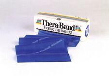 TheraBand 10065E Exercise Band, 50 Yard - Blue