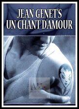 Un Chant Damour    Movie Posters Romance Classic & Vintage Cinema